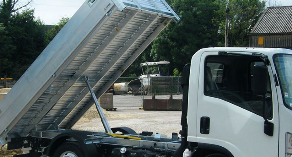 Alloy Tipping Body for Truck Manufacturer
