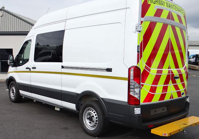 Local Authority – Welfare Van 1